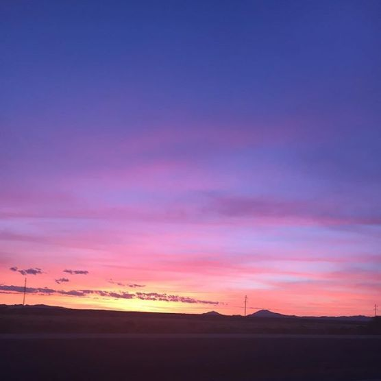 West Texas Sunrise